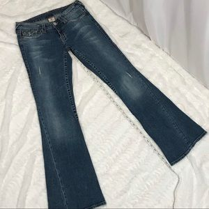 True Religion Joey Flared Jeans